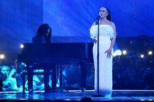 Jorja Smith Gives Stunning Performance Of 'Don't Watch Me Cry' at 2019 Brit Awards