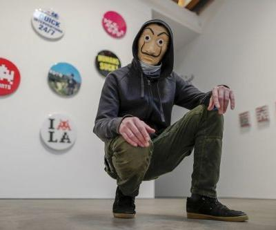 """Invader Goes """"Into the White Cube"""" for New L.A. Exhibition"""