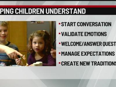 Helping Kids Understand a Socially Distant Holiday Season