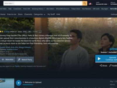 Amazon Prime Video introduces 'Watch Party,' a social coviewing experience included with Prime