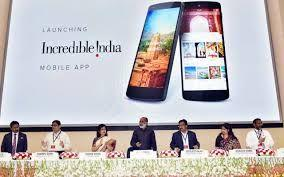 KJ Alphons launches tourism app on the occasion of World Tourism Day