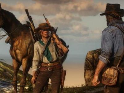 New Xbox Releases This Week - Red Dead Redemption 2