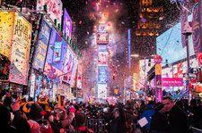 Watch the 2019 Times Square Ball Drop Live Stream