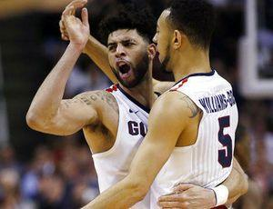 Gonzaga surges into Final Four for first time
