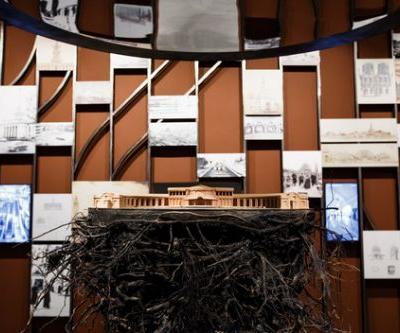 """""""Station Russia"""": The Russian Pavilion at the 2018 Venice Biennale"""
