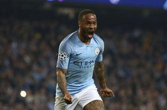 Sterling, Van Dijk among England's player of year contenders
