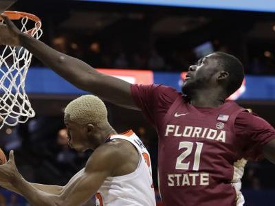 Florida State upends No. 2 Virginia 69-59 in ACC semifinals
