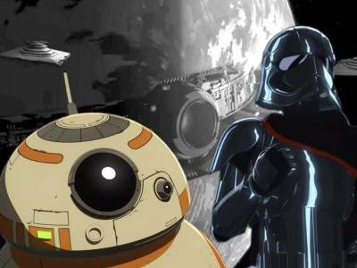 Star Wars Resistance Setting & How It Connects To The Force Awakens