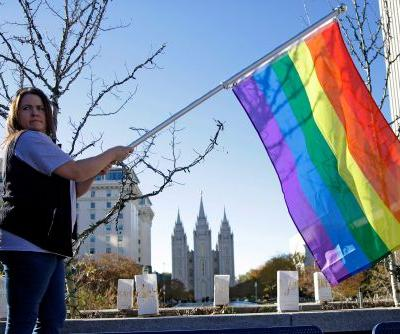 Mormon church repeals baptism ban for children of gay couples