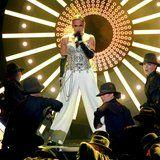 Jennifer Lopez Goes Gangster During Her Million-Dollar Billboard Awards Performance