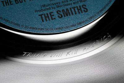 "The Smiths Etched ""Trump Will Kill America"" Into New Vinyl"