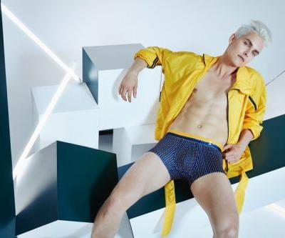 Otto Seppalainen Fronts I Am What I Wear Spring '19 Underwear Campaign