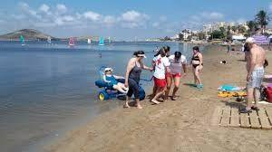 Disabled people more and more takes part in tourism