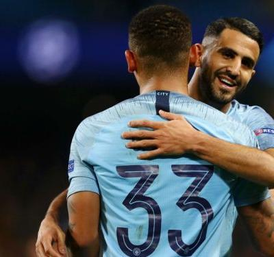 Riyad Mahrez pleased as Manchester City advance to FA Cup quarter-finals