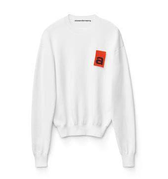 The Initial Sweater That Alyssa Insists Is Personalized Just for Her