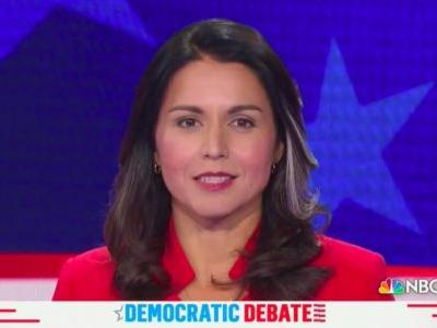 Tulsi Gabbard's Twitter Blasts Out Message from Sister Decrying MSNBC's Favoring Elizabeth Warren