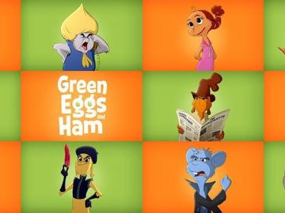 Netflix's Green Eggs and Ham To Premiere Later This Year