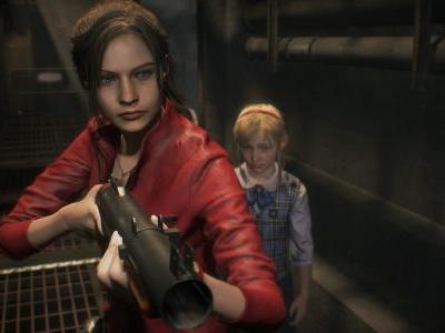 The Resident Evil 2 remake is roughly the size of Resident Evil 7
