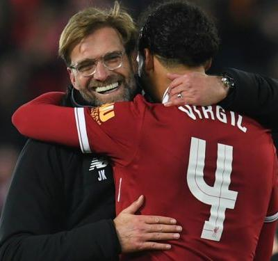 'I could write a book about Van Dijk' - Klopp beams after Liverpool's win at Bayern