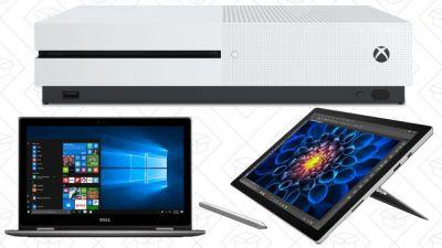 Spend That Tax Refund On a New PC During Microsoft's Massive President's Day Sale
