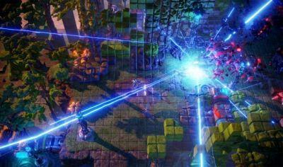 New Nex Machina Update Available Now, Fixes Crashes