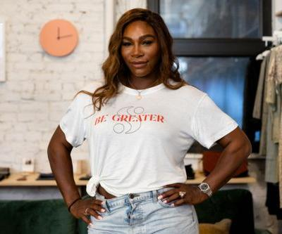 Serena Williams Talks Her First Clothing Line and NYC Pop-Up