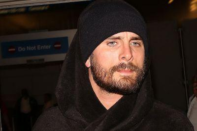 Scott Disick back to his partying ways at Sundance
