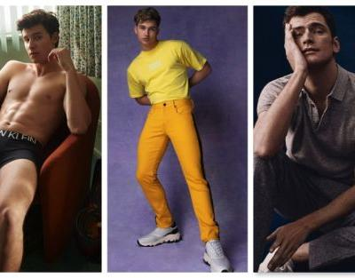Week in Review: Shawn Mendes for Calvin Klein, AJ Pritchard, Sean O'Pry + More