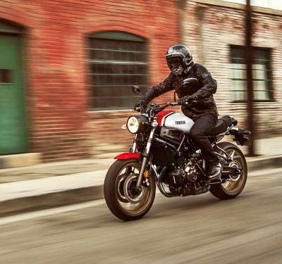 2021 Yamaha XSR900 and XSR700 First Look Preview Photo Gallery