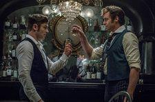 Watch Hugh Jackson Rave About Zac Efron In Exclusive 'The Greatest Showman' Behind-The-Scenes Clip
