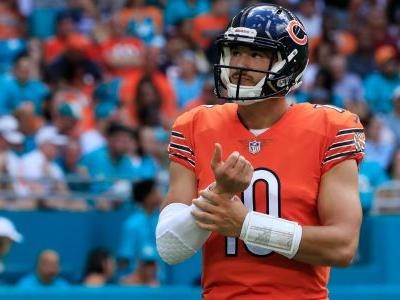 NFL playoff chances: Odds decline for Bears, improve for Ravens