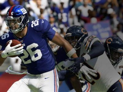 Madden 20 ratings have NFL players upset: 'Put some respeck on my name'