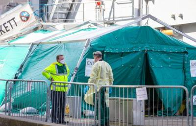 Ireland's ICUs could reach capacity in 'days,' PM warns as 'temporary morgues' planned amid Covid-19 crisis