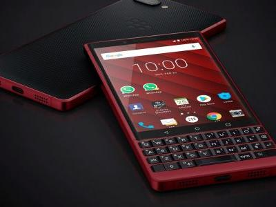 BlackBerry Key 2 gets a slick Red Edition as Alcatel launches a collection of new budget phones