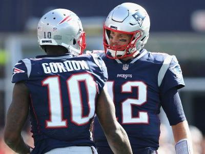 Patriots WR Josh Gordon has 'real natural type of relationship' with Tom Brady