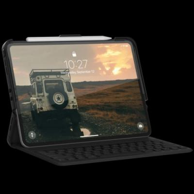 UAG's Scout Series case for iPad Pro works with your Smart Keyboard