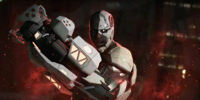 Injustice 2: Cyborg Debuts in 'Shattered Alliances' Trailer