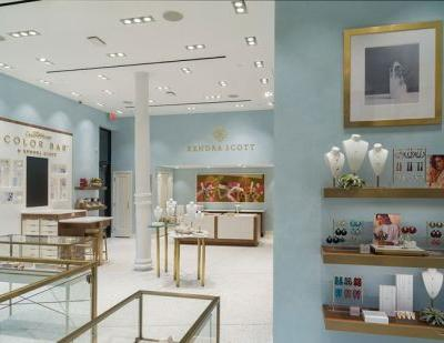 Kendra Scott opens first permanent store in New York City