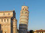 The not so Leaning Tower of Pisa: Italian bell tower's slant is reduced by 1.57 inches