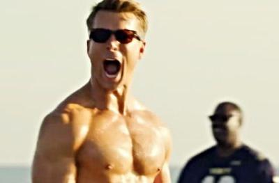 Top Gun 2 Has a Shirtless Sports Scene, Tom Cruise Wasn't