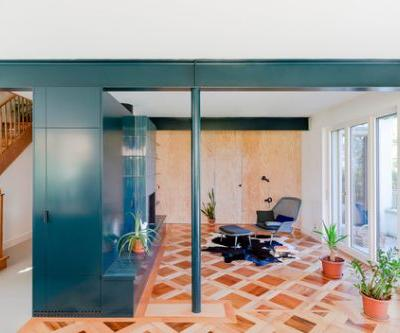 Transformation of a 1950s Villa in Vers-chez-les-Blanc / Bureau Brisson Architectes