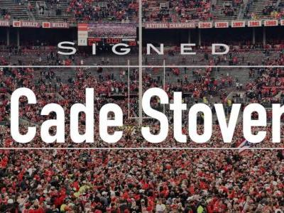 4-star LB Cade Stover signs with Ohio State