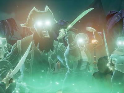 Sea Of Thieves' A Pirate's Life expansion does feature lots of things that aren't Johnny Depp