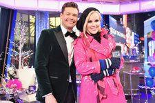 Ryan Seacrest and Jenny McCarthy Look Back on 'New Year's Rockin' Eve' Memories & Remember Dick Clark