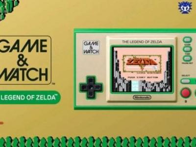 Where to pre-order The Legend of Zelda Game & Watch