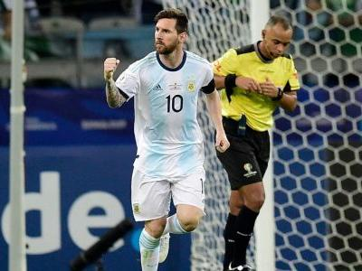 Messi, Argentina rally for draw against Paraguay