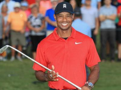 Tour Championship: Tiger Woods' win draws praise from sports stars