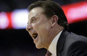 UNC: fan ejected after exchange with Louisville's Pitino