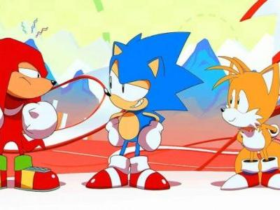Sonic Mania Adventures Part 2 Features Sonic Teaming With Tails