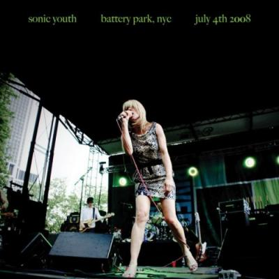"""Sonic Youth announce live LP Battery Park, NYC: July 4, 2008, share live version of """"Bull in the Heather"""": Stream"""